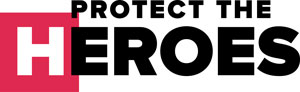 Protect the Heroes logo